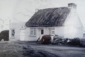 Le cottage dans les temps anciens